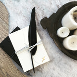 Jot it down: Timeless Leather Journal - Luxe Gifts™  - 5