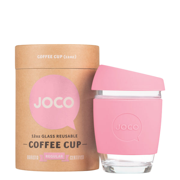 Joco Cup: Strawberry Pink 12 oz - Luxe Gifts™  - 1