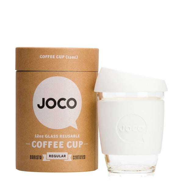 Joco Cup: White 12 oz - Luxe Gifts™  - 1