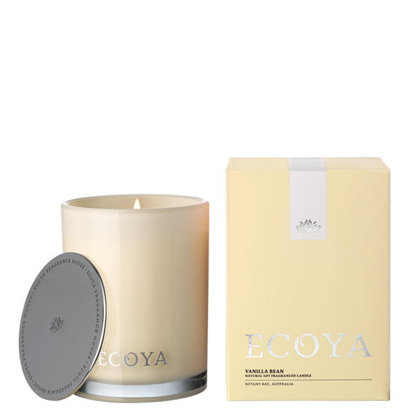 Ecoya: Vanilla Bean Madison Jar - Luxe Gifts™