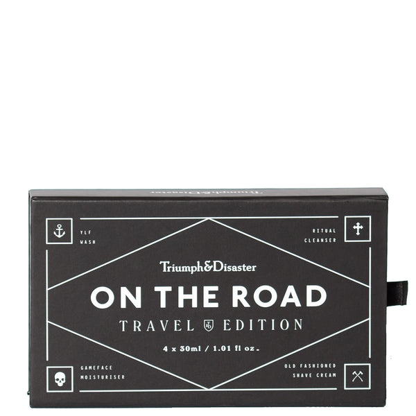 Triumph and Disaster: On The Road Travel Edition - Luxe Gifts™  - 4