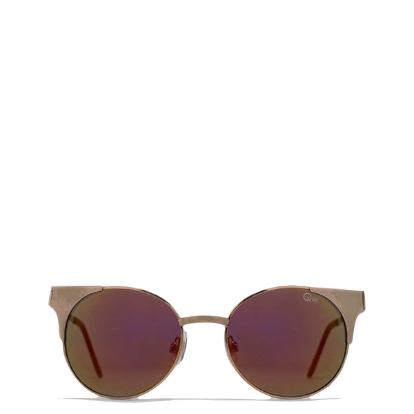 Quay Australia: Asha Sunglasses in Gold - Luxe Gifts™