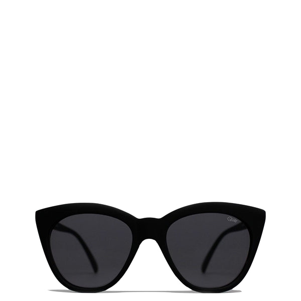Quay Australia: Isabell Sunglasses in Black - Luxe Gifts™