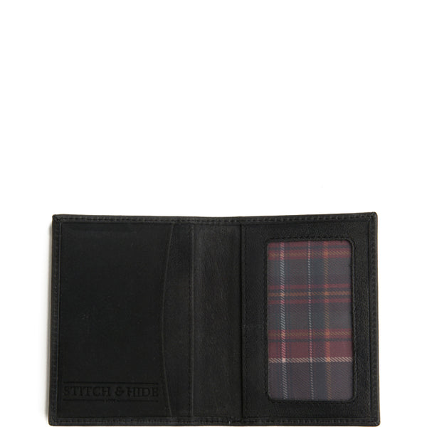 Stitch and Hide: Charlestown Steele Black - Luxe Gifts™  - 2