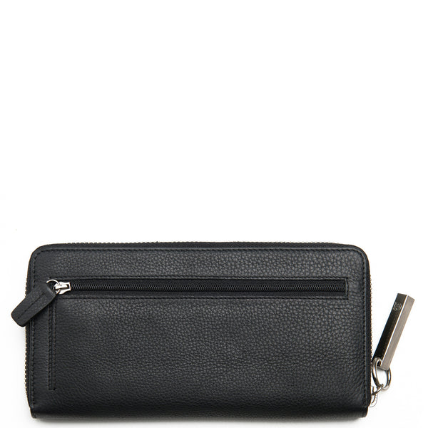 Stitch and Hide: Christina Wallet Black - Luxe Gifts™  - 3