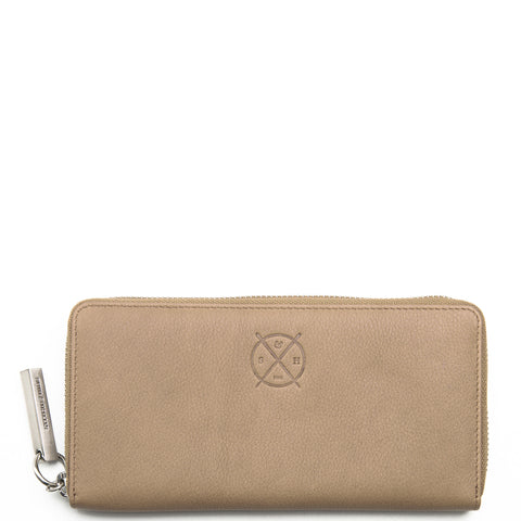 Stitch and Hide: Christina Wallet Dusty Linen - Luxe Gifts™  - 1