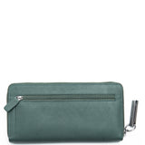 Stitch and Hide: Christina Wallet Teal - Luxe Gifts™  - 4
