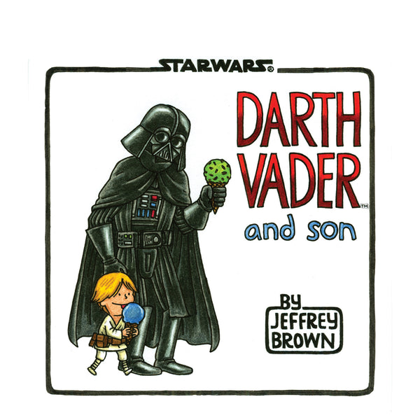 Darth Vader and Son - Luxe Gifts™  - 1
