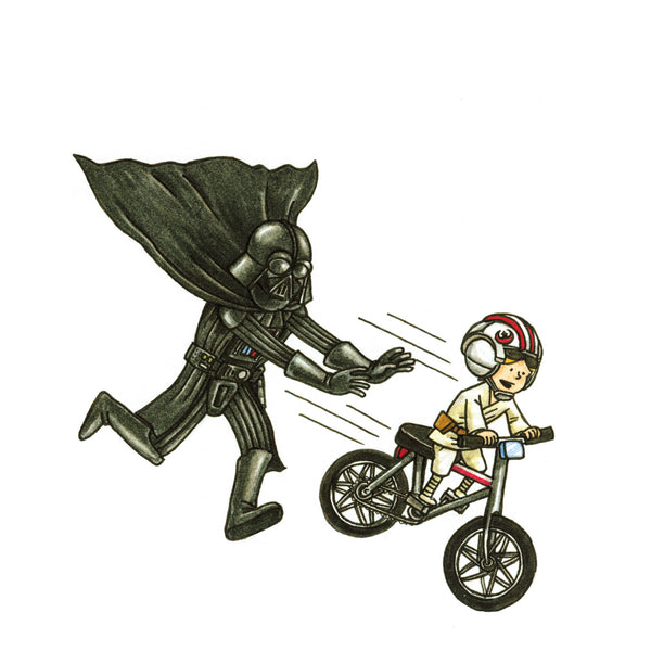 Darth Vader and Son - Luxe Gifts™  - 3