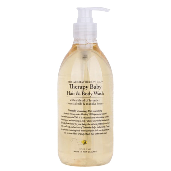 The Aromatherapy Co. Baby Body and Hair Wash - Luxe Gifts™