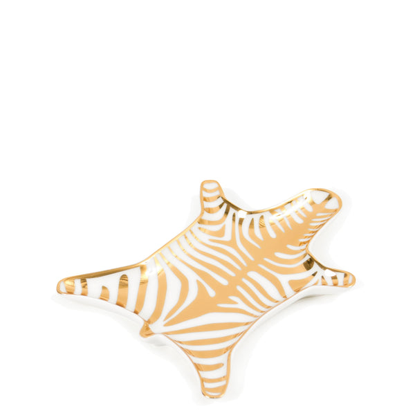 Jonathan Adler Gold Zebra Stacking Dish - Luxe Gifts™  - 2