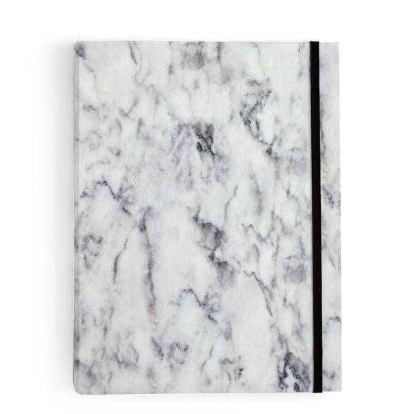White Marble Notebook - Luxe Gifts™  - 1