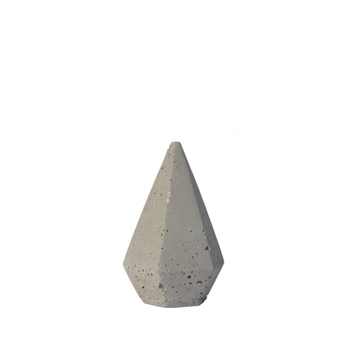 Zakkia: Concrete Diamond Small - Luxe Gifts™  - 1