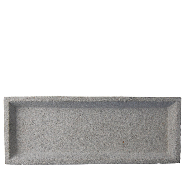 Zakkia: Concrete Tray Natural - Luxe Gifts™