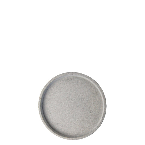 Zakkia: Concrete round Tray Small - Luxe Gifts™