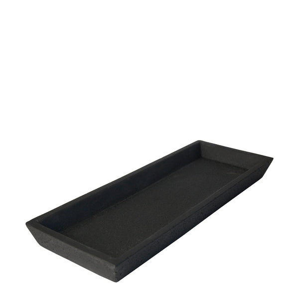 Zakkia: Concrete Tray Black - Luxe Gifts™