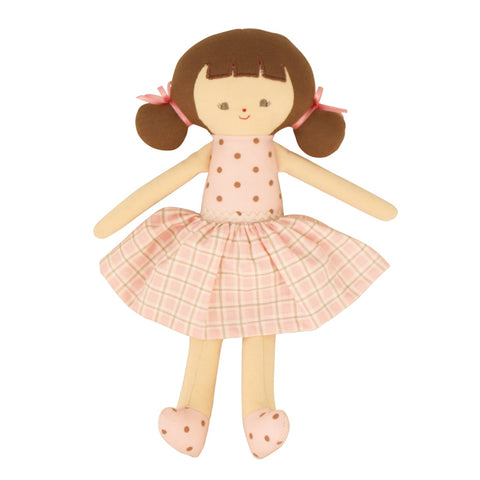 Alimrose: Audrey Doll Pink Cinnamon - Luxe Gifts™