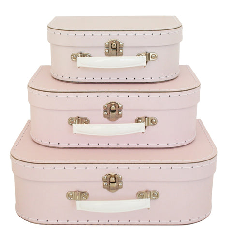 Alimrose: Kids Carry Case Set Pale Pink - Luxe Gifts™