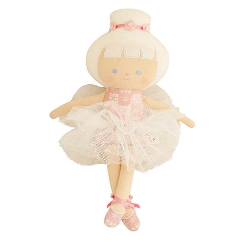 Alimrose: Baby Ballerina Doll Pink - Luxe Gifts™