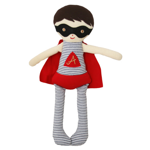 Alimrose: Super Hero Doll Rattle - Luxe Gifts™