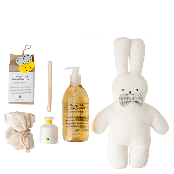 Baby Bathtime Gift Box - Luxe Gifts™ - 1 - Alimrose - Aromatherapy & Co