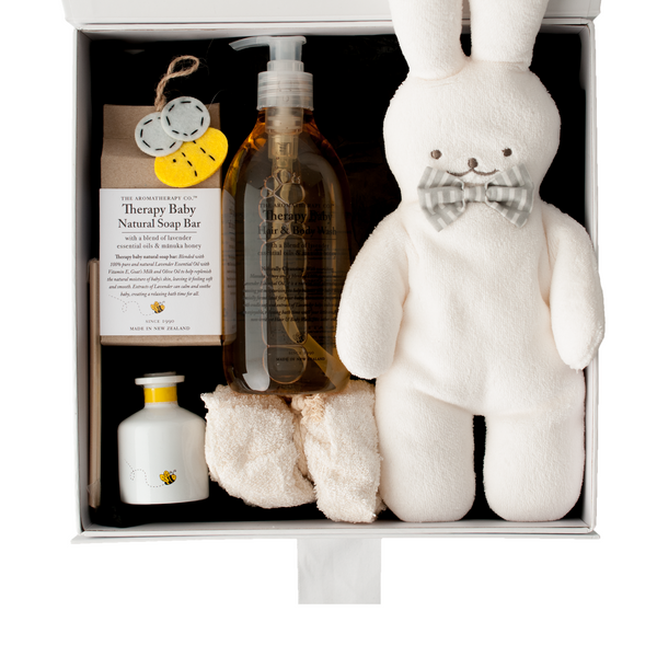 Baby Bathtime Gift Box - Luxe Gifts™ - 2 - Alimrose - Aromatherapy & Co