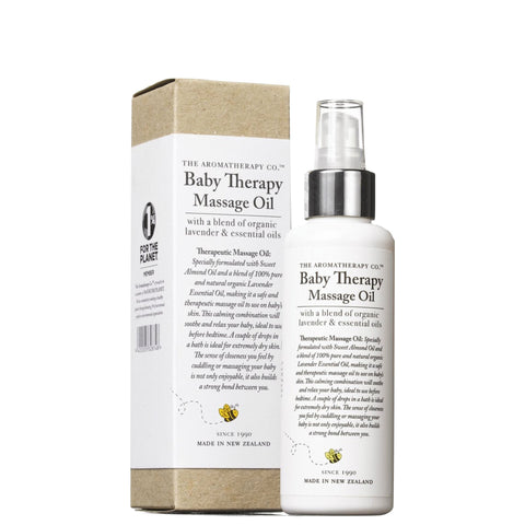 Baby Therapy: Massage Oil