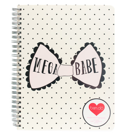 Ban.do: Mega Babe Notebook - Luxe Gifts™  - 1
