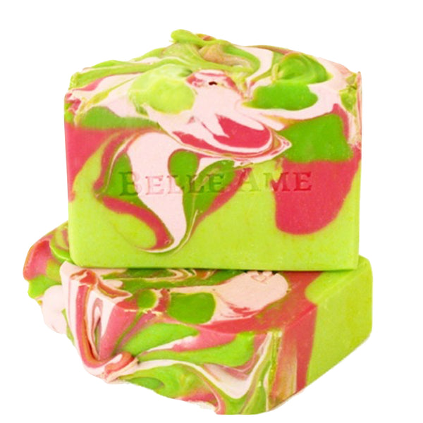 Belle Ame: French Pear and Berry Natural Soap - Luxe Gifts™