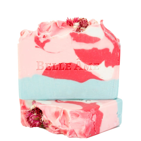 Belle Ame: Japanese Cherry Blossom Natural Soap - Luxe Gifts™