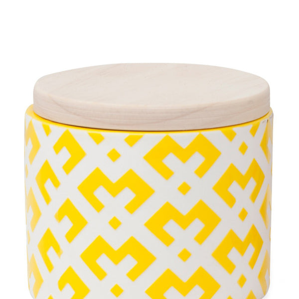 Ceramic Soy Candle: Candy Pop Lemonade - Luxe Gifts™  - 2