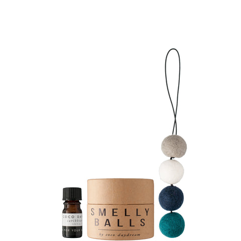 Smelly Balls: Aqua in Caribbean Kiss - Luxe Gifts™  - 1