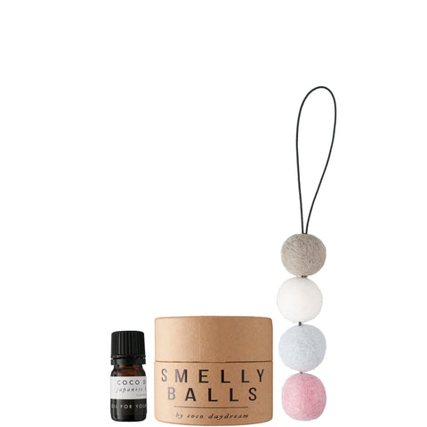 Smelly Balls: Pastel in Japanese Honeysuckle - Luxe Gifts™  - 1