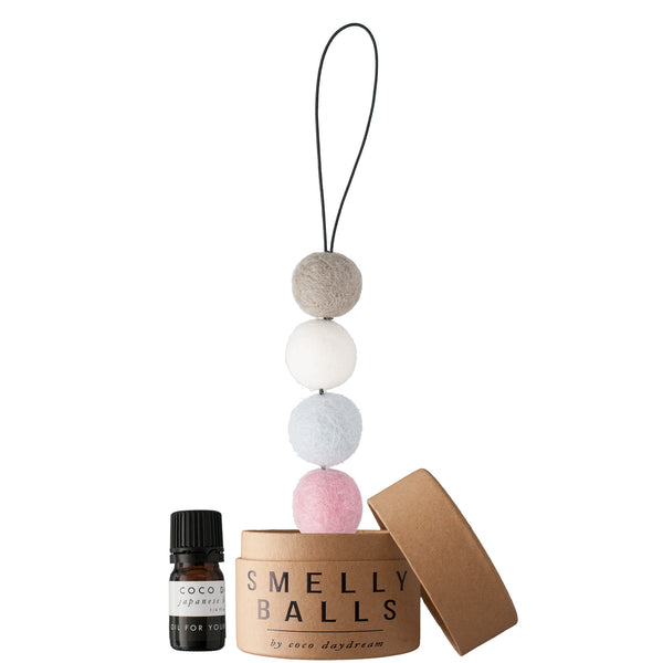 Smelly Balls: Pastel in Japanese Honeysuckle - Luxe Gifts™  - 6
