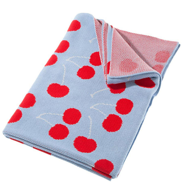 Little Bonbon: Very Cherry Nursery Bedding - Luxe Gifts™  - 3