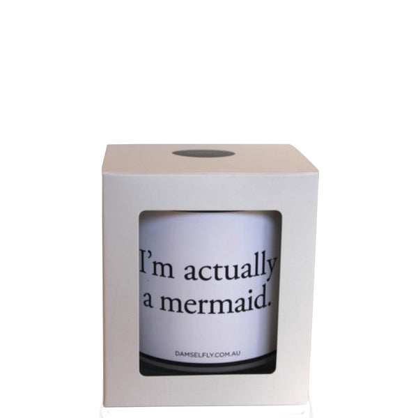 Damselfly: I'm actually a Mermaid - Luxe Gifts™  - 2