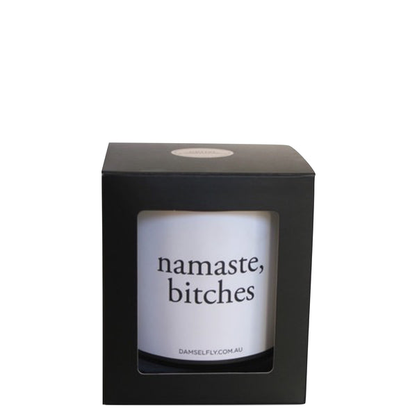 Damselfly: Namaste Bitches - Luxe Gifts™  - 2
