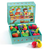 Djeco: Fruit and Veg 12 piece set - Luxe Gifts™  - 2