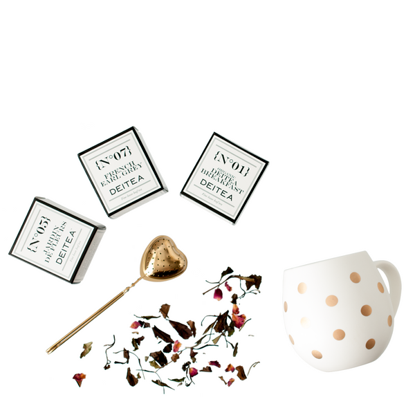 For The Love of Tea Gift Box - Luxe Gifts™  - 1