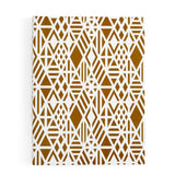 Gold Deco Notebook Large - Luxe Gifts™  - 1