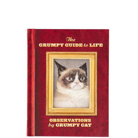 Grumpy Cat Guide To Life - Luxe Gifts™  - 1