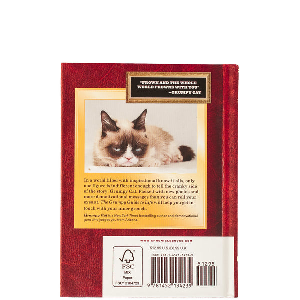 Grumpy Cat Guide To Life - Luxe Gifts™  - 2