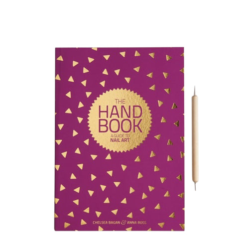 Kester Black: The Hand Book: A Guide to Nail Art + Dotting Tool - Luxe Gifts™