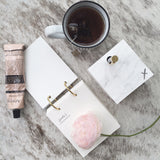 Jot it down: Marble Memo Cube - Luxe Gifts™  - 5