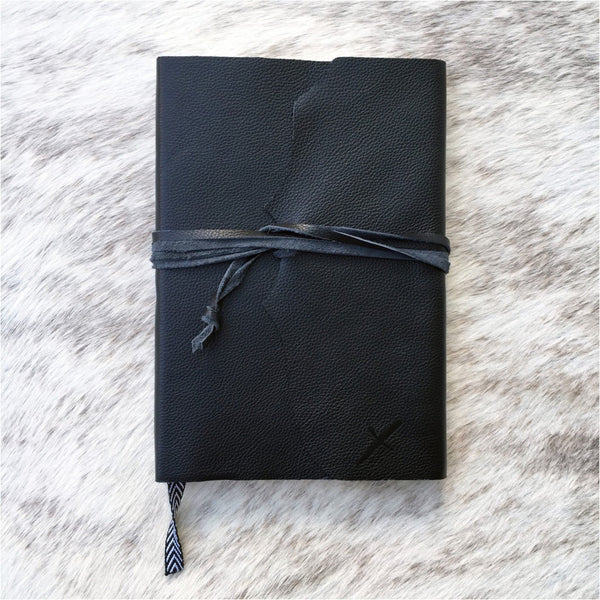 Jot it down: Timeless Leather Journal - Luxe Gifts™  - 1