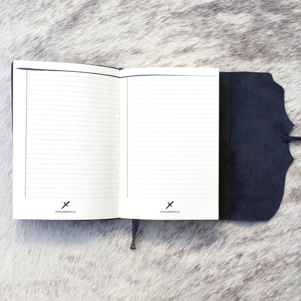 Jot it down: Timeless Leather Journal - Luxe Gifts™  - 2