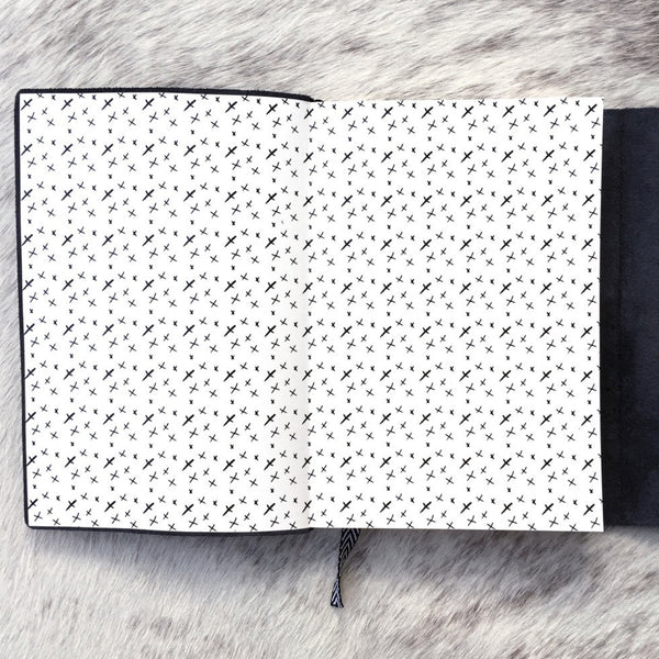 Jot it down: Timeless Leather Journal - Luxe Gifts™  - 3