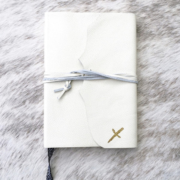 Jot it down: Words to Live By Leather Journal - Luxe Gifts™  - 1