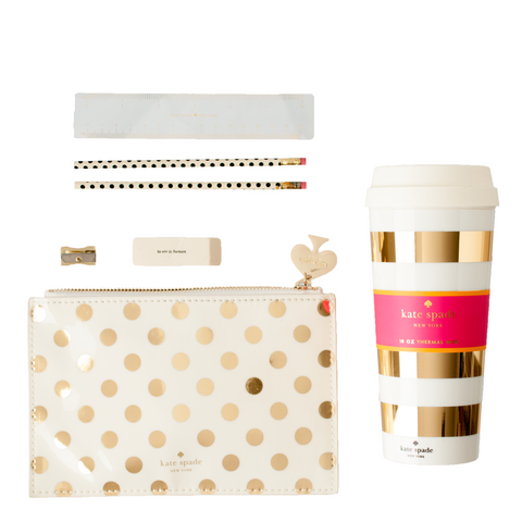 Kate Gold Gift Box - Luxe Gifts™  - 1