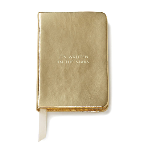 Kate Spade New York: Take Note Mini Notebook Gold - Luxe Gifts™